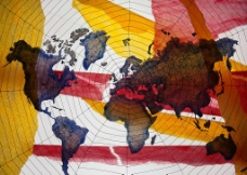 世界版块图片