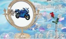 2010年历画图片