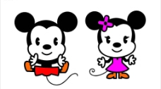 卡通米老鼠图片