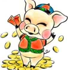 十二生肖 猪图片