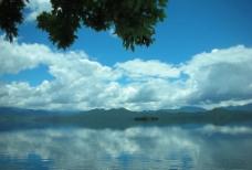 彩云之南泸沽湖图片