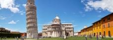 意大利比萨斜塔图片