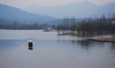 杭州白堤遗失角落图片