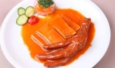 鲍汁鹅掌菇图片