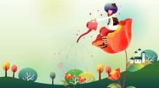 花季童话图片