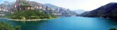 安阳林虑山 高峡平湖图片