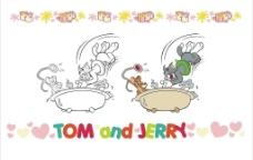 猫和老鼠 卡通图片