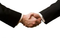 握手的图片