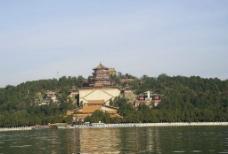 昆明湖万寿山图片