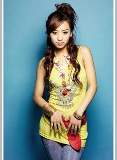 韩国 SARA图片