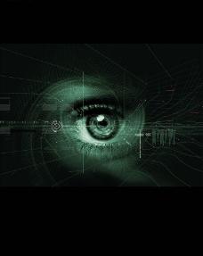 眼球 科技图片