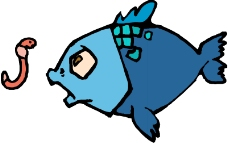 水中动物0584
