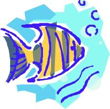 水中动物0614