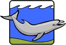 水中动物0635