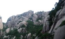 黄山山峰图片