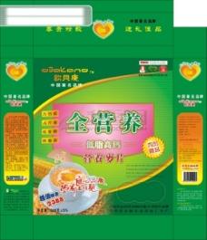 营养麦片包装