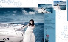 爱的旋律影楼婚纱照5图片