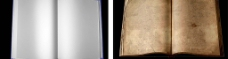 新书和旧书的比较图片