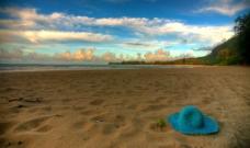 沙景雲色图片