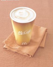 咖啡牛奶图片