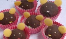 可乐猫 奶油蛋糕 花样巧克力图片