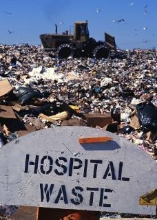 环境污染图片