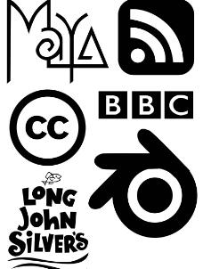 世界名牌标志图片