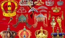 王冠素材图片