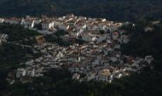 山村小镇图片
