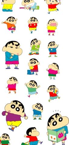 动漫 卡通 漫画 设计 矢量 矢量图 素材 头像 228_475