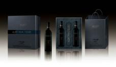 阿里郎蓝莓酒包装3图片