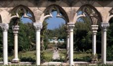 歐式拱門圖片