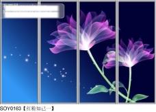 红粉知已一移门图片大全_编号soy0163