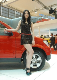 上海车展图片