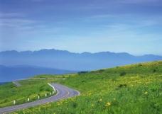 公路风光图片