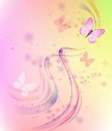 蝶舞纷飞图片