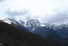 白马雪山图片