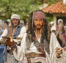加勒比海盗图片大全