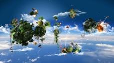 魔幻天空图片