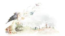 梦幻风景图片