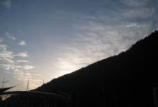 蓝天 云海图片
