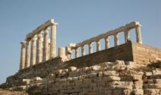 希腊 神殿图片