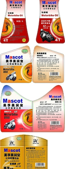 美孚油品 1L香港图片