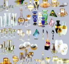 玻璃器皿图片
