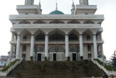 清真寺大殿图片