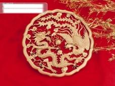 龙凤纹 金属装饰