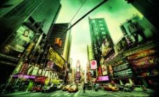 繁华都市图片