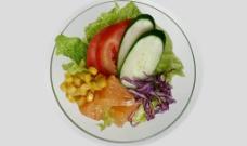 蔬果沙拉图片