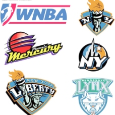 美国篮球wnbalogo图片