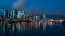 加拿大温哥华风光图片